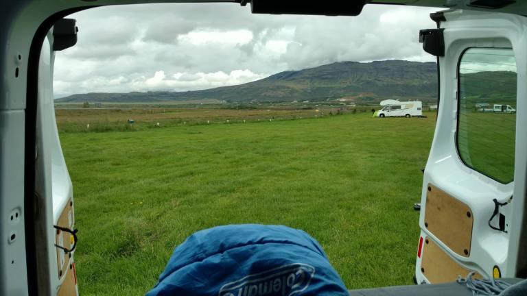 Ruta en campervan - Consejos para viajar a Islandia