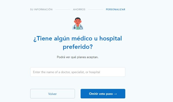 HealthSherpa Doctor