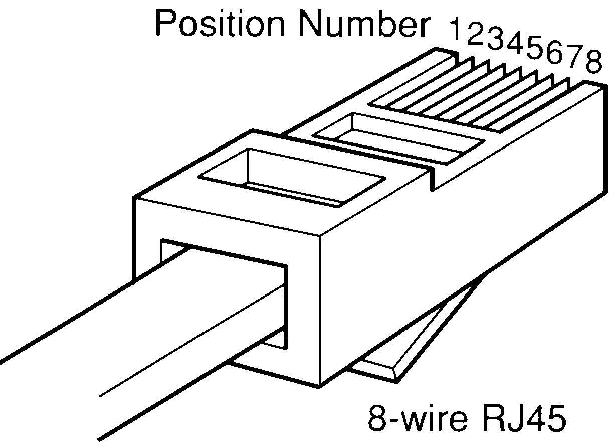 wiring a rj45 plug to rj11