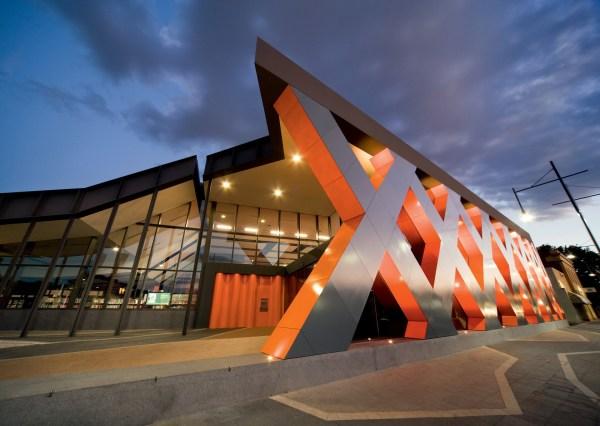 Albury Library Museum Arm Architecture