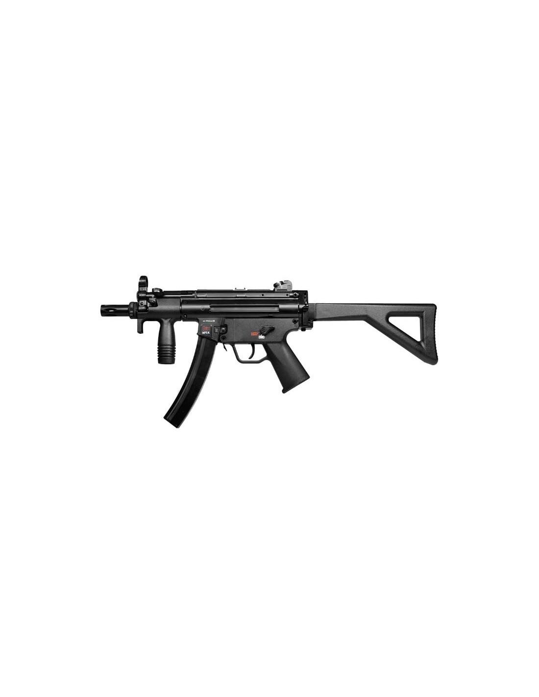 Rifle H&K MP5 K-PDW CO2 de Postas Calibre .177 (4.5mm)