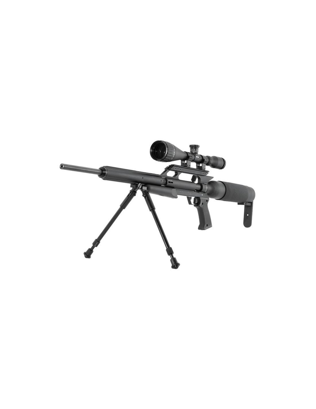 Paquete Completo Rifle AirForce Condor Precargado de