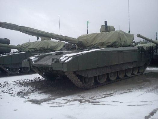 Tanky Armata