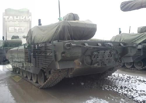 Tank Armata