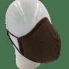 Mascarilla lino marrón ARMATTA 1