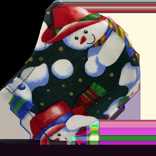 Mascarilla de Navidad muñecos ARMATTA 3