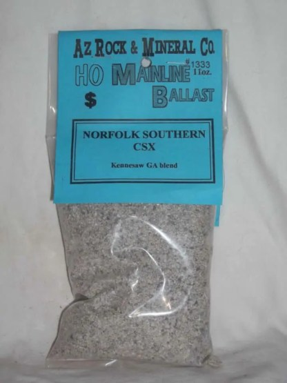 133 Norfolk Southern CSX Bright Gray
