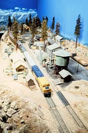 KAIBAB NORTHERN RAILROAD