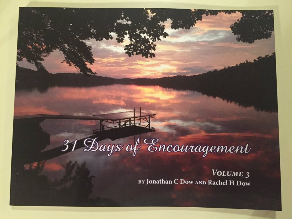 31 Days of Encouragement Volume 3