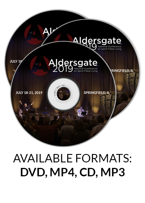 Aldersgate 2019 Keynote Speakers – Complete Set