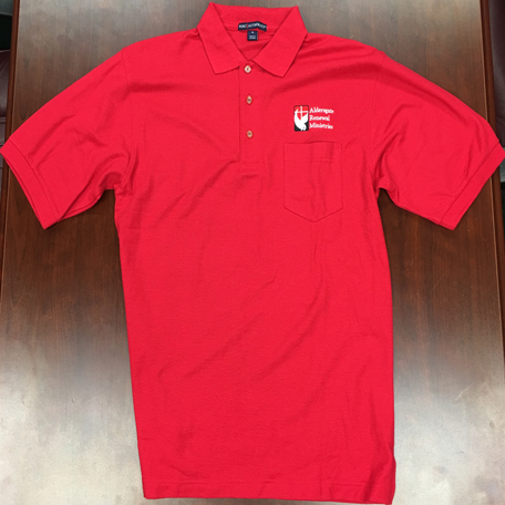 Men's Polo Shirt with Pocket