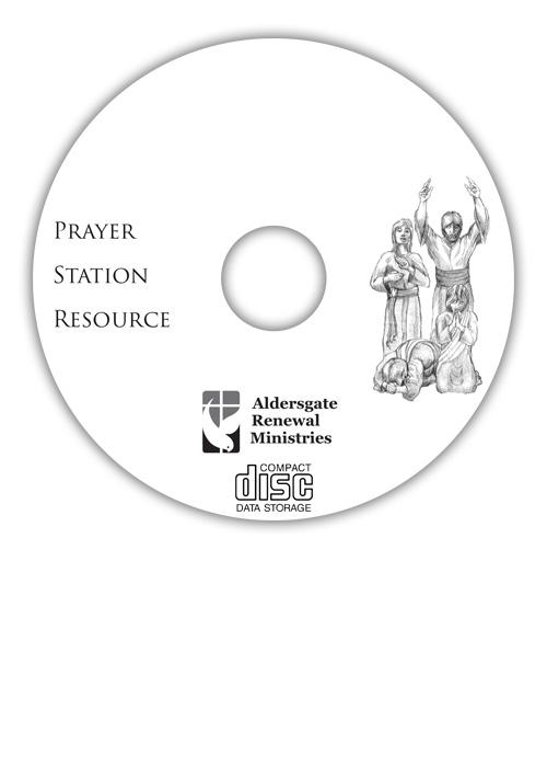 Prayer Station Resource CD
