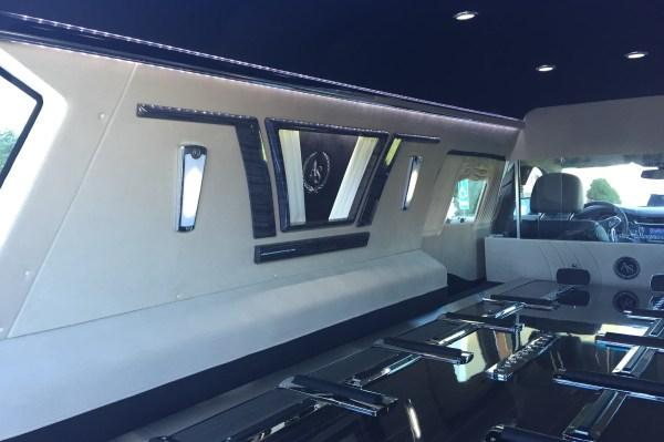 Crown Landaulet Hearse Car - Armbruster Stageway