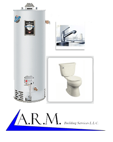 Plumbing Repair Newark Ohio - ARM Building Services