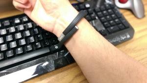 My Jawbone Up24 on my right wrist