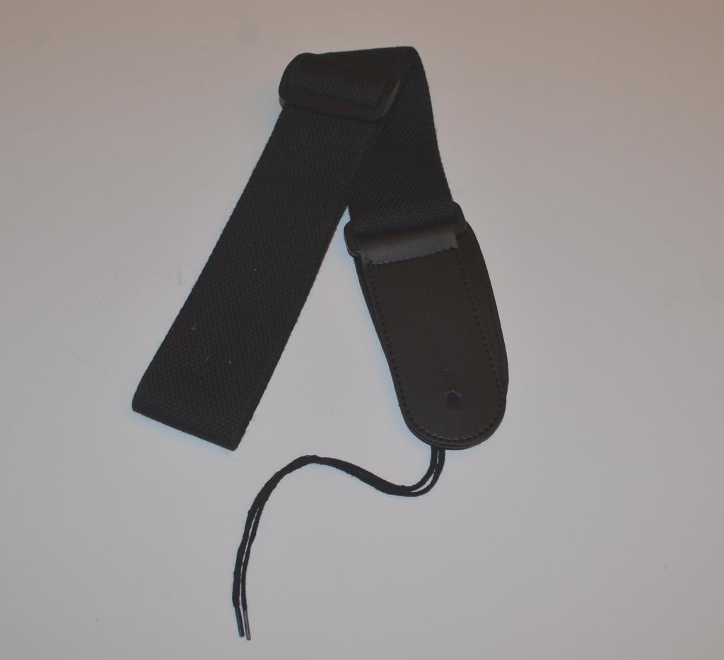 The StrapSnake guitar strap.