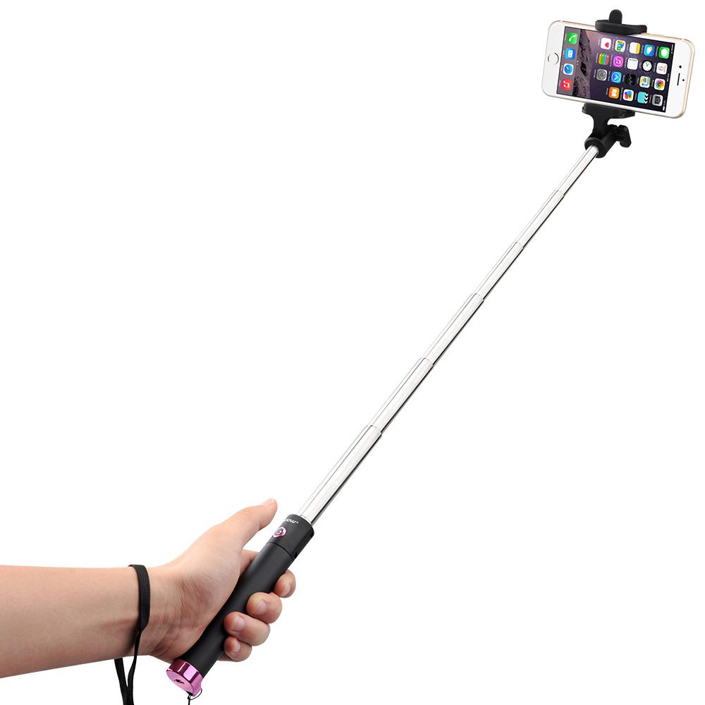 Mpow iSnap X One-piece U-shape Self-portrait Monopod Extendable Selfie Stick Review