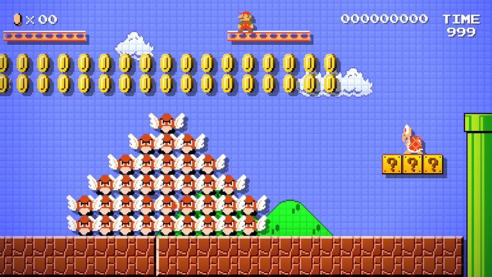 Super Mario Maker is definitely something to look forward to still on the Wii U.
