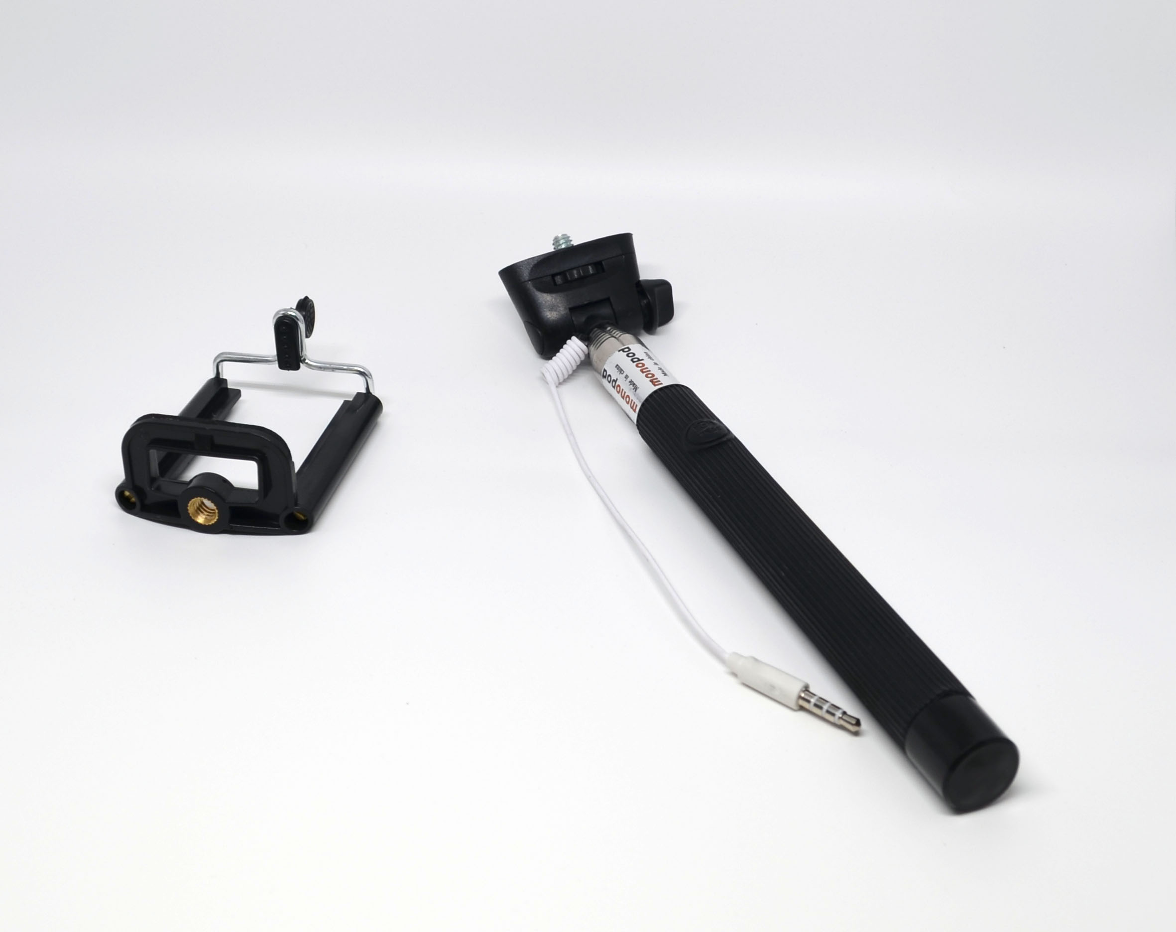 Cable take pole selfie stick review