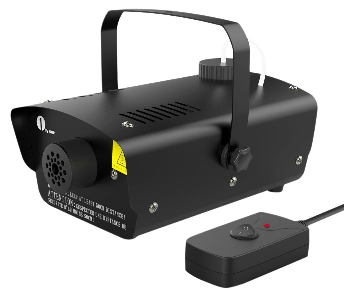 Special Offer: 1byone 400-Watt Fog Machine or LED Stage Light