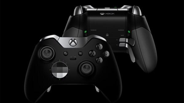 The Xbox One Elite Controller