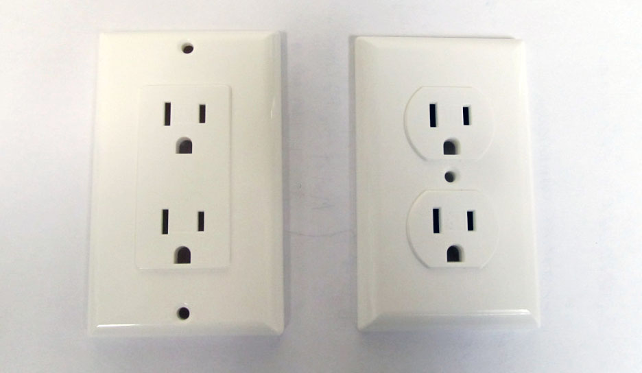 tamper resistant outlet how to use