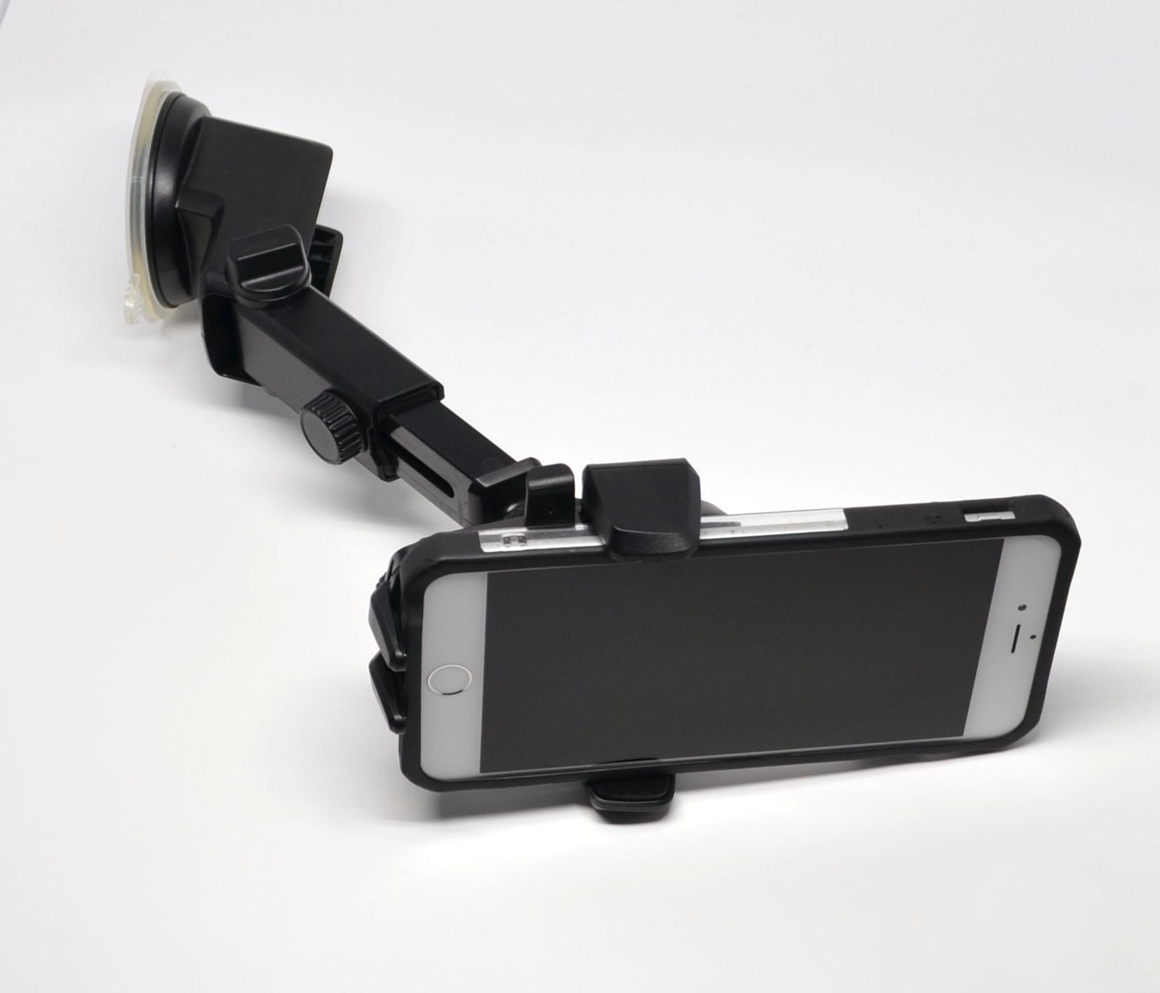 Recenzja: Uchwyt samochodowy do telefonu iOttie Easy One Touch 3