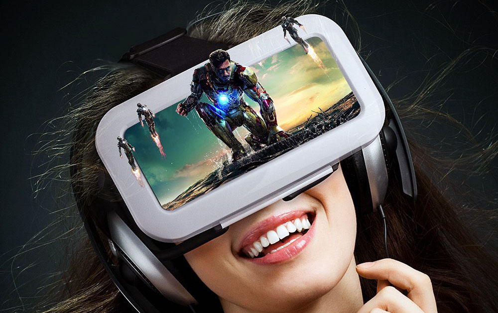 Review: Edows 3D Glasses VR Virtual Reality Headset