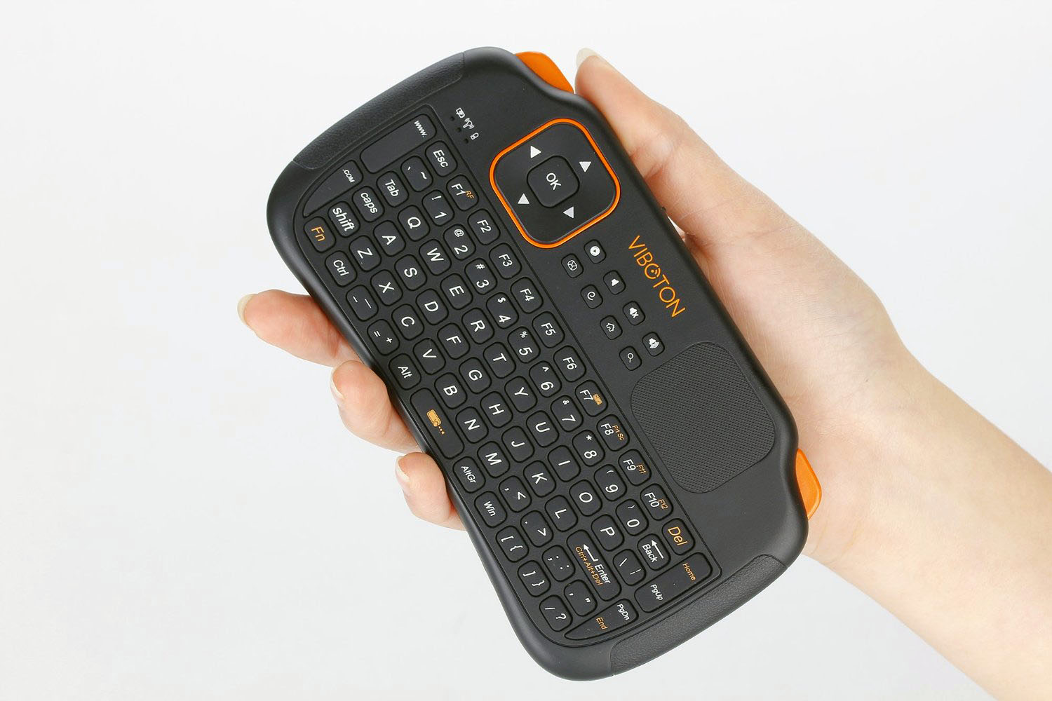 review viboton mobile wireless mini keyboard touchpad combo armchair arcade. Black Bedroom Furniture Sets. Home Design Ideas