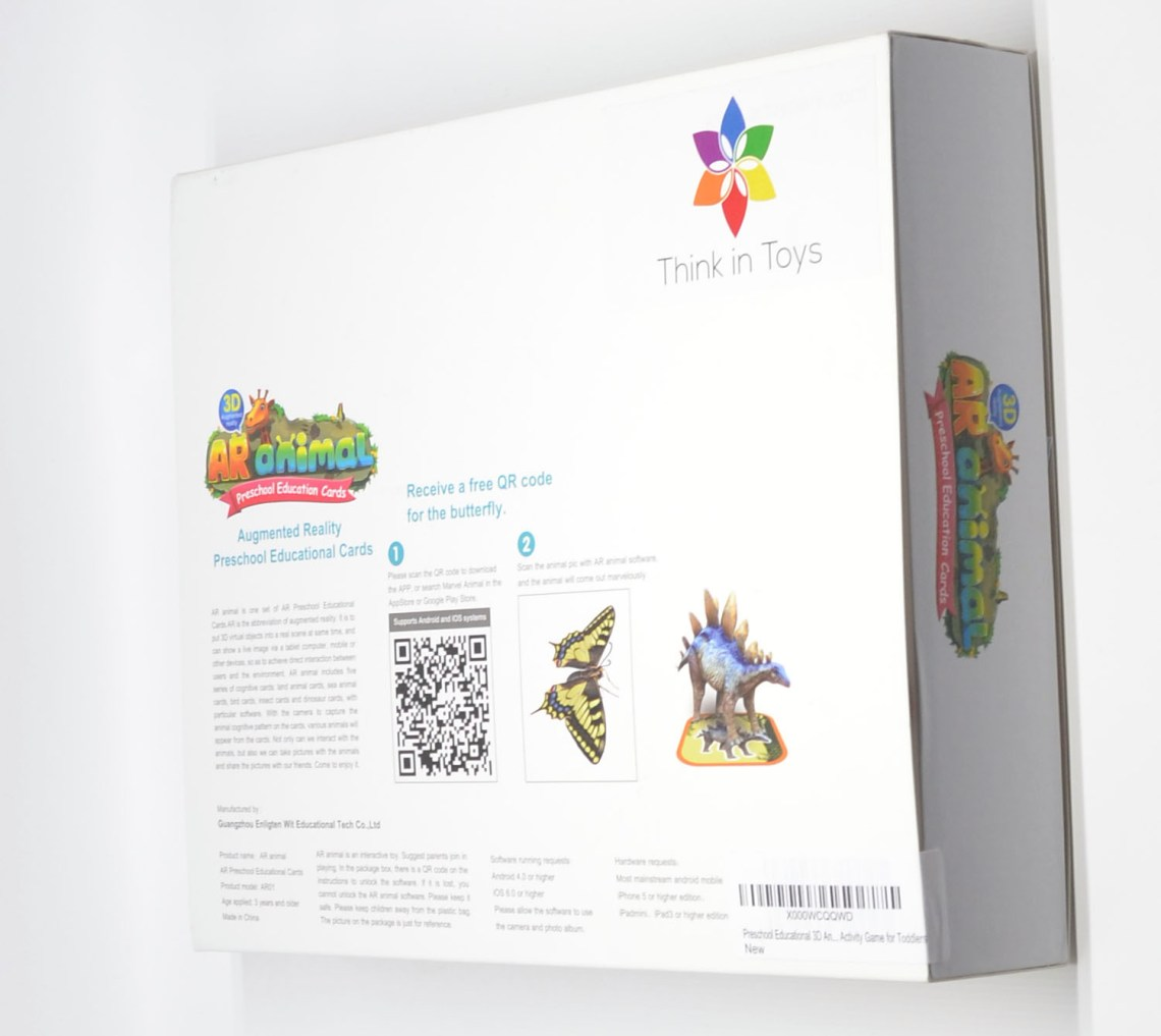 The back of the box.
