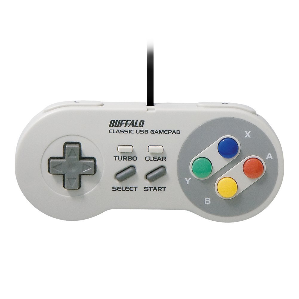 Review: Buffalo Classic USB Gamepad (Super NES style)