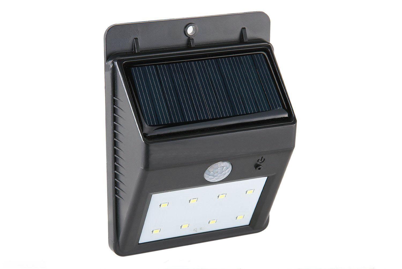Review: Syhonic 8 LED Solar Powered Garden Light