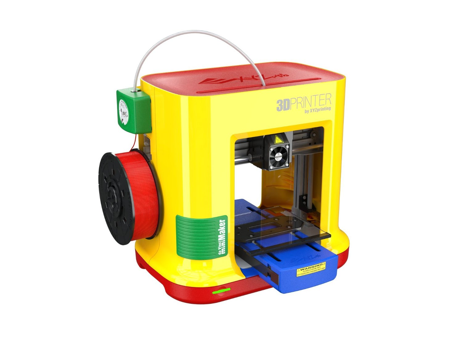 News: XYZprinting da Vinci miniMaker 3D printer available for $229.99 pre-order