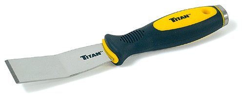 "Titan Tools 11508 1-1/4"" Offset Stainless Steel Scraper"