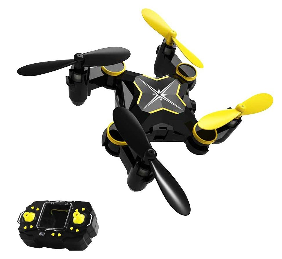 Review: Taotuo Mini Foldable RC Quadcopter Drone