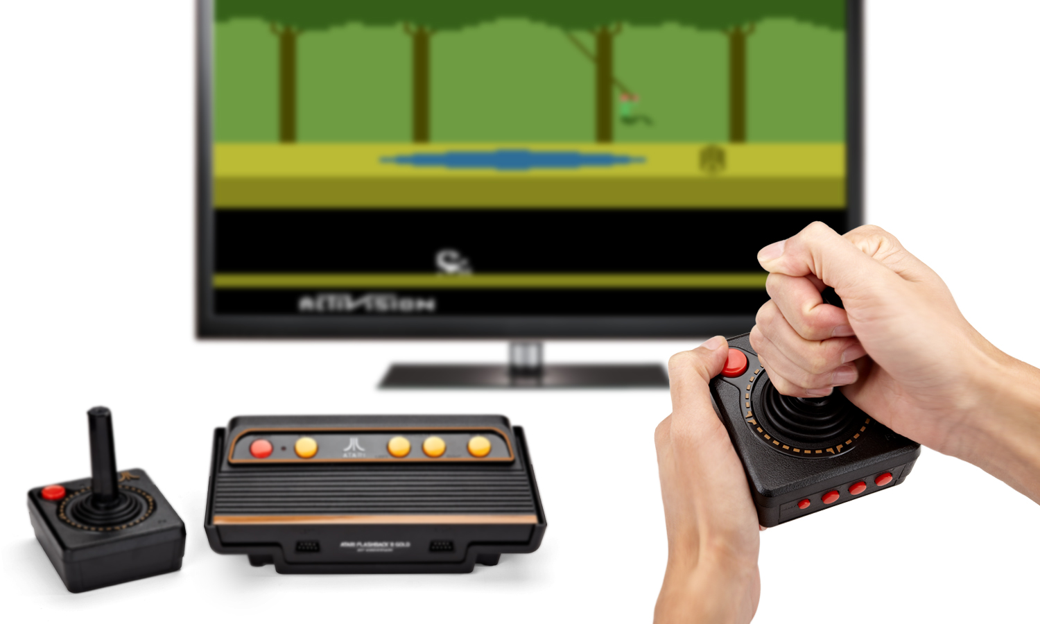 Review: Atari Flashback 8 Gold (2017)