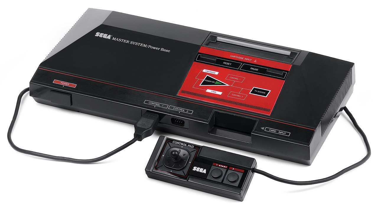 Did the Atari 7800 Pro System beat the Sega Master System in the US?