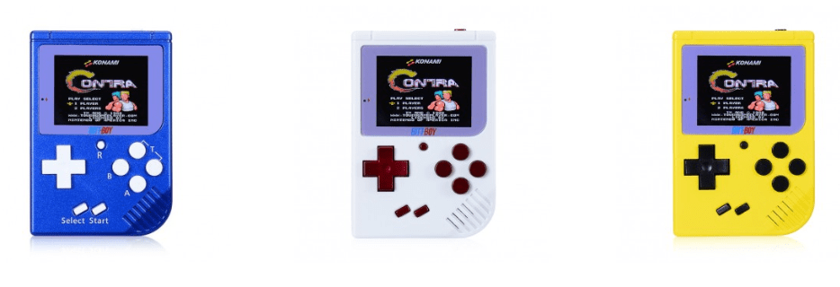 Review: BittBoy FC Mini Handheld – 300 game Famicom/NES system