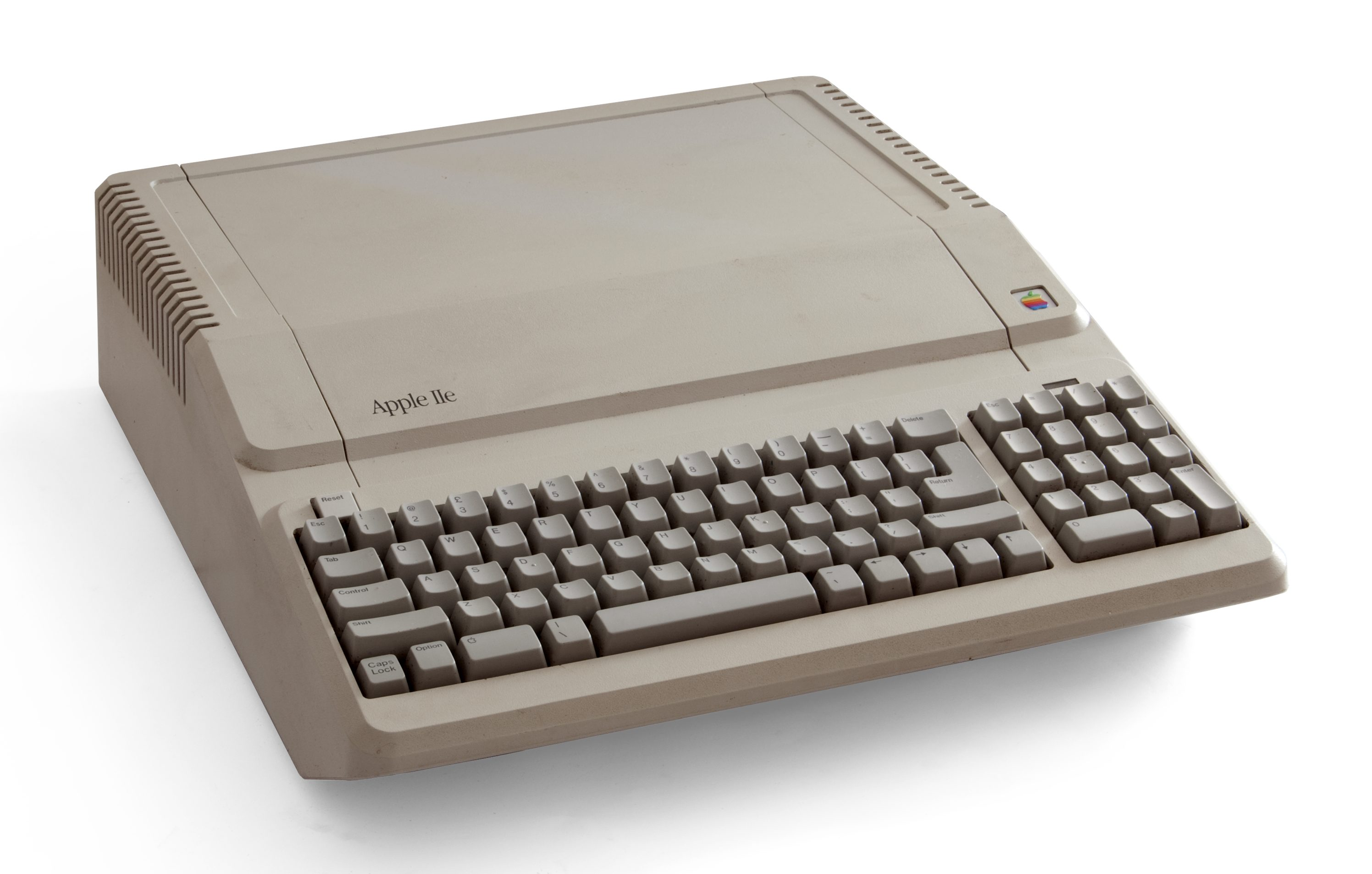 Fixing repeating key presses on an Apple IIe Platinum
