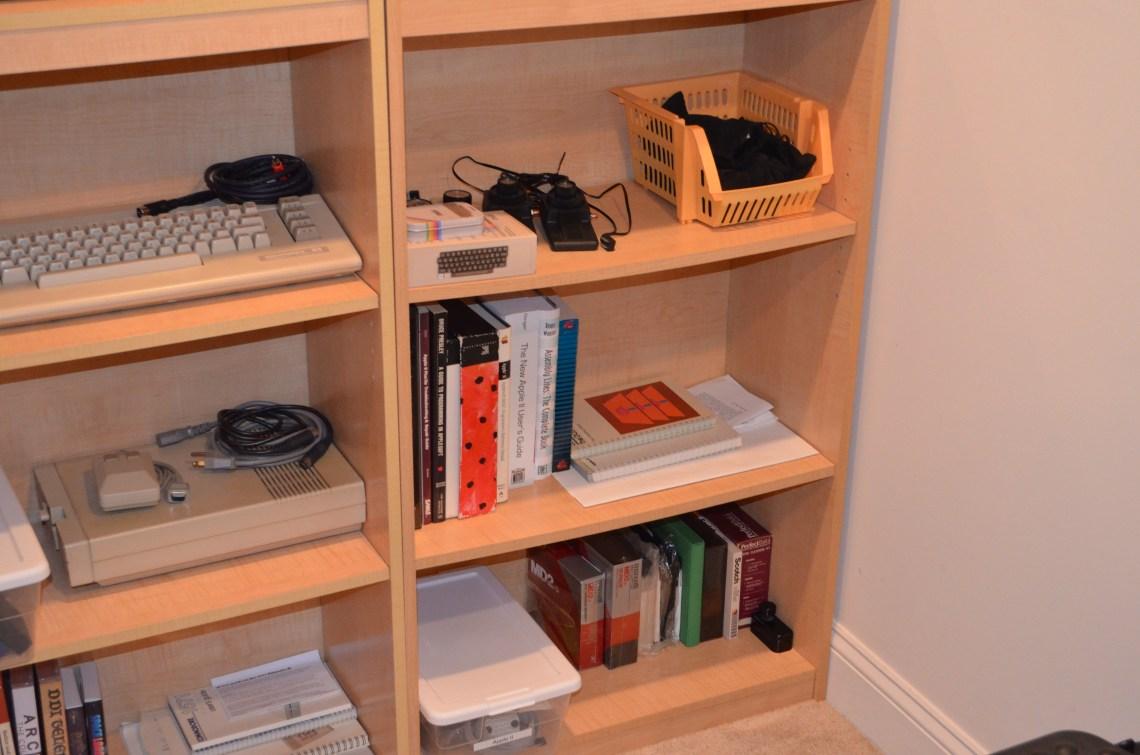 Apple II stuff.