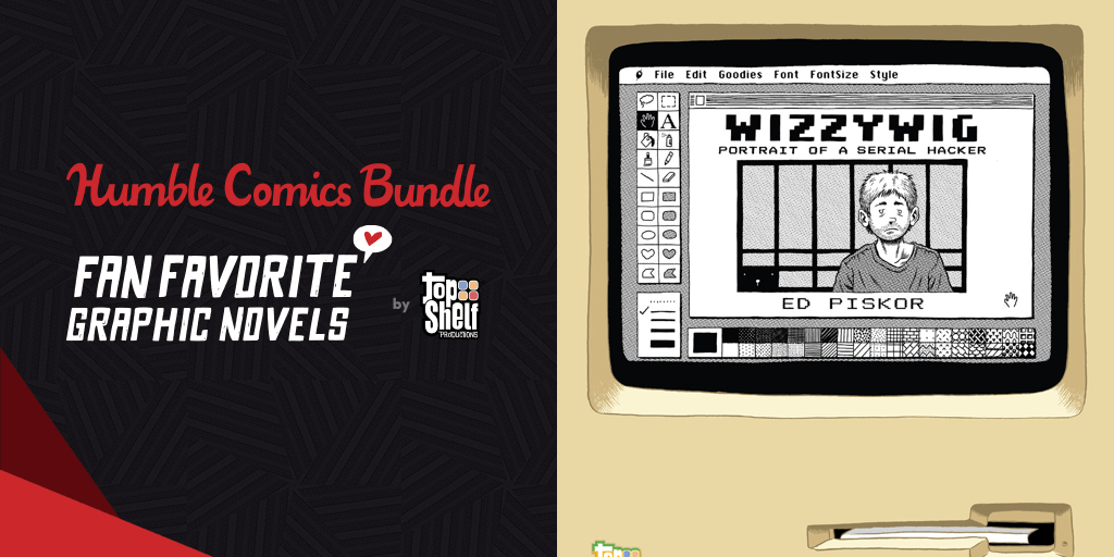 Name your price for The Humble Comics Bundle: Fan Favorite Graphic Novels by Top Shelf