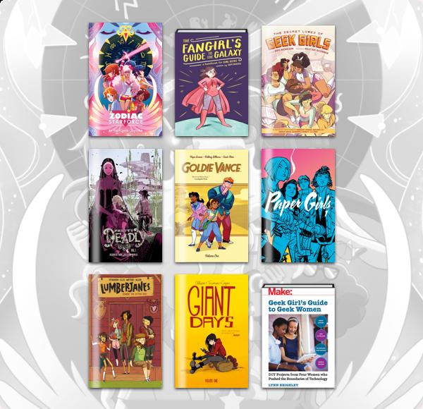The Humble Book Bundle: Geek Gals