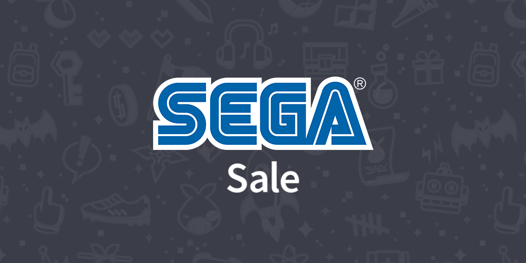 Big sale on Activision and SEGA Steam games!