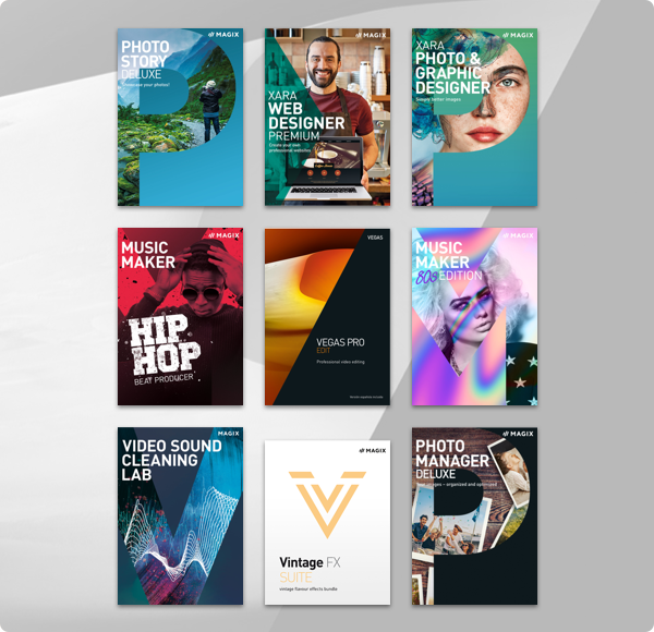 The Humble Software REBundle: VEGAS Pro: Discover Creative Freedom