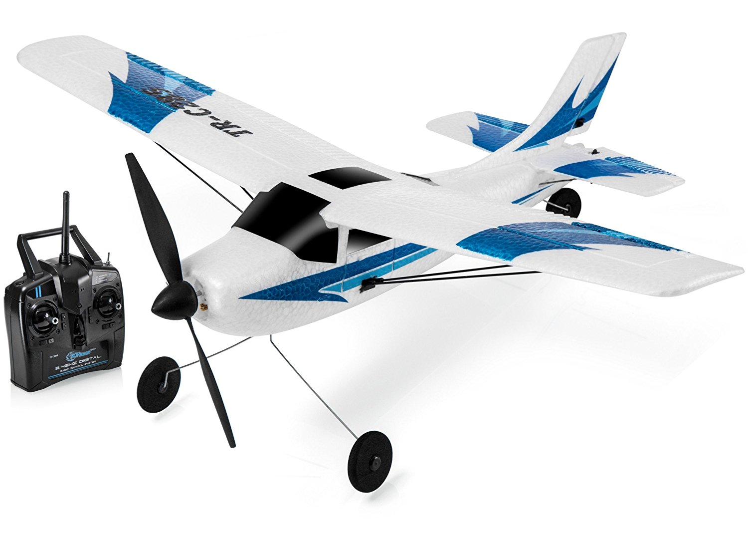 There are all kinds of great beginner planes.