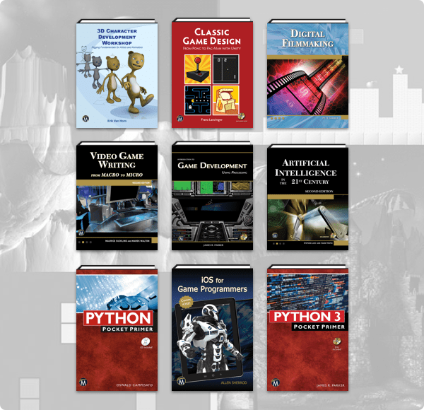 The Humble Book Bundle: Program Your Own Games by Mercury