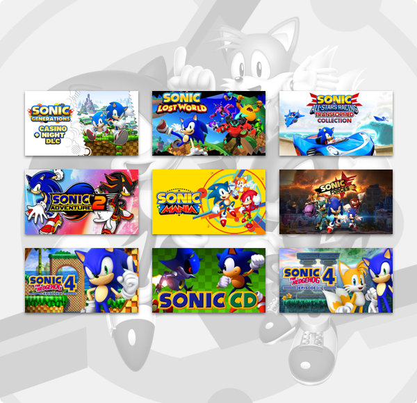 The Humble Sonic Bundle