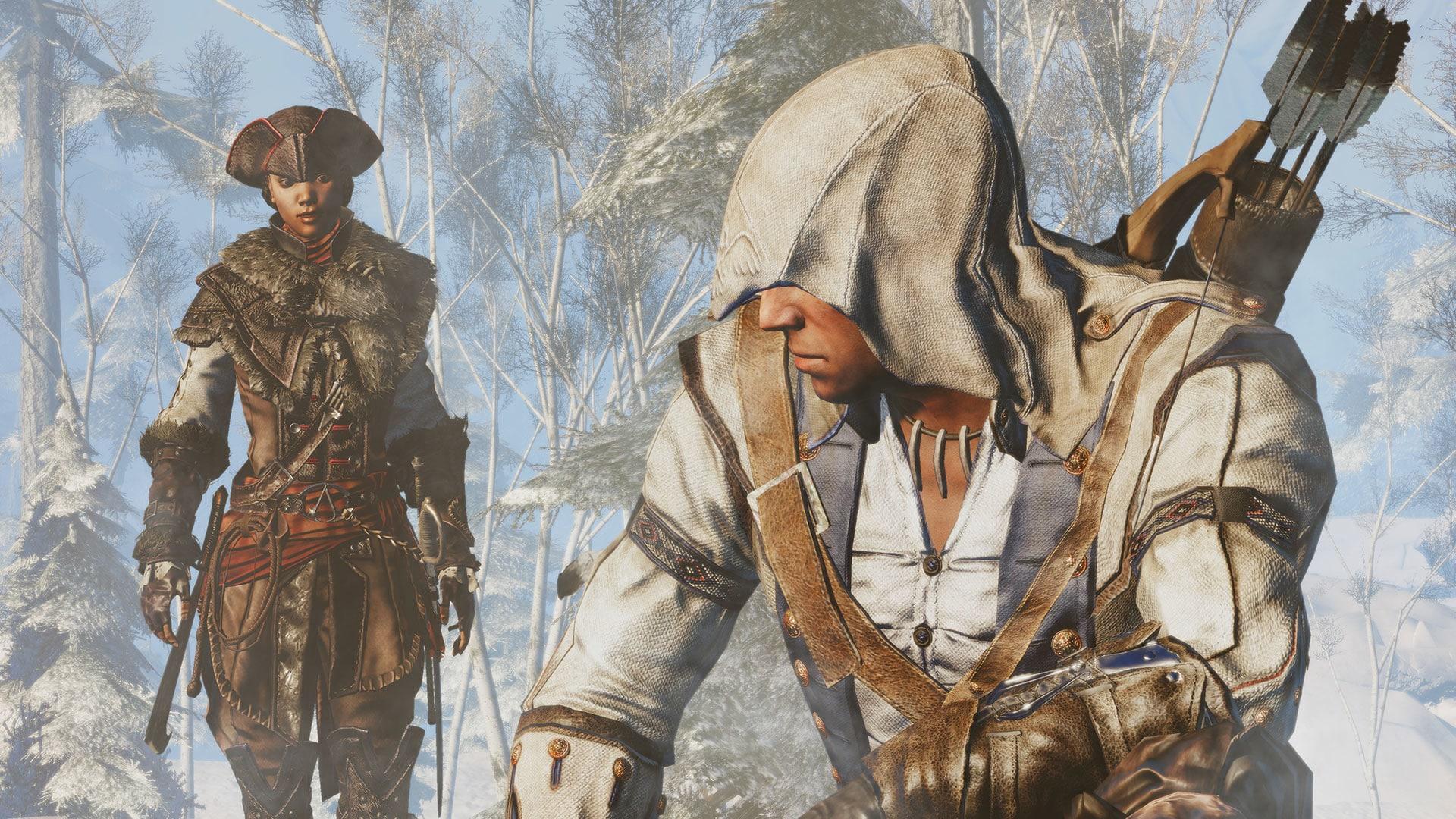 Assassin's Creed Grows (Viking) Horns