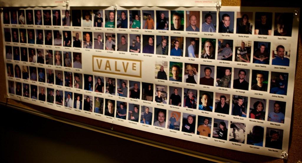 """""""Valve"""" (CC BY-SA 2.0) by Tim Dorr"""