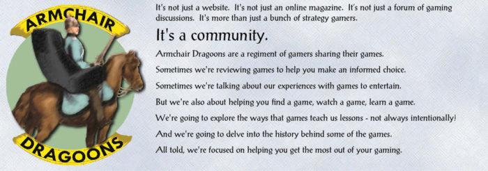 Armchair Dragoons!